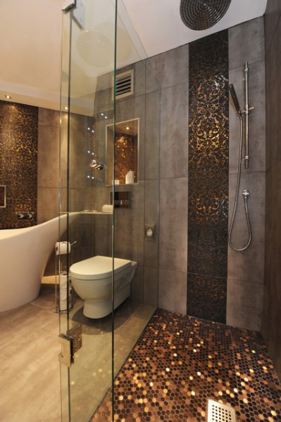 Contemporary European Shower Enclosure