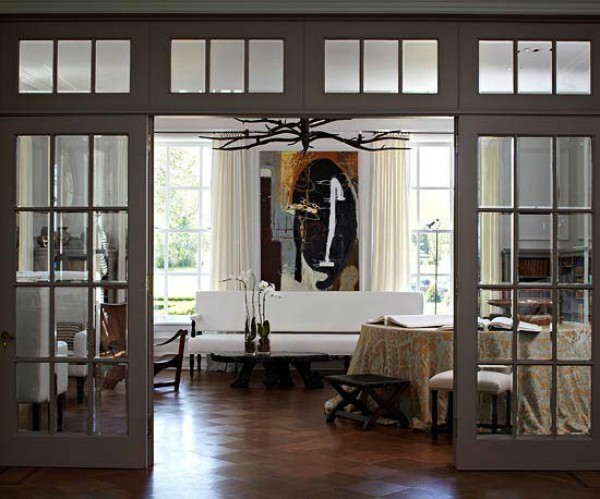 Beautiful Interior French Doors