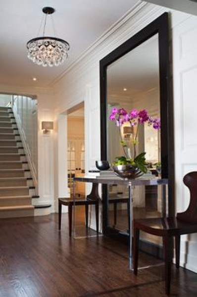 Large Foyer Mirror
