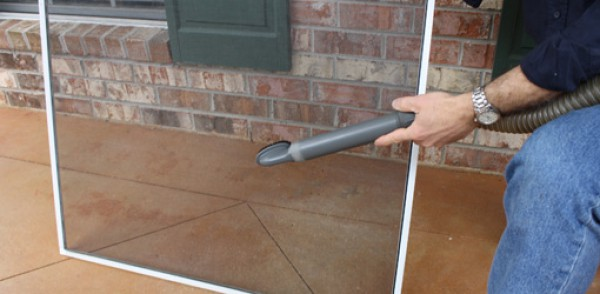Window Screen Cleaning