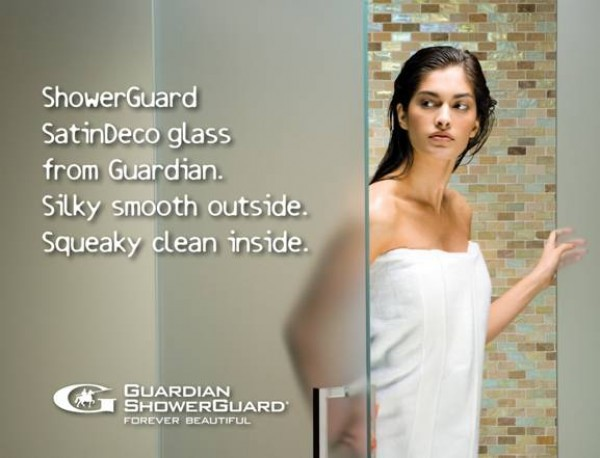 ShowerGuard Glass Protection