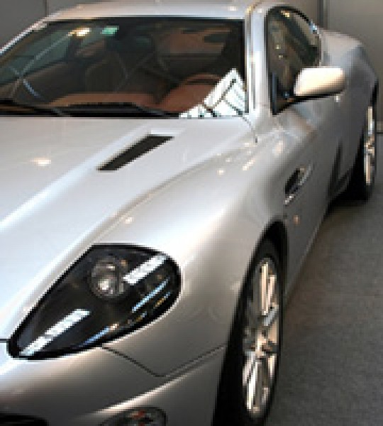 Automobile windshield