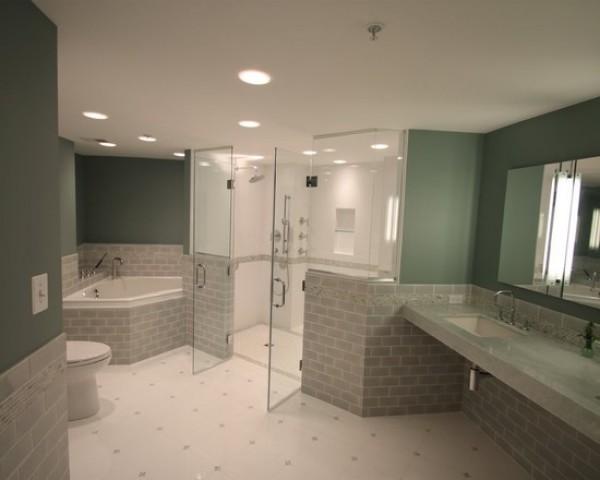 Accessible Bathroom Design
