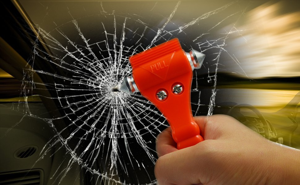 Auto Glass Safety Tool