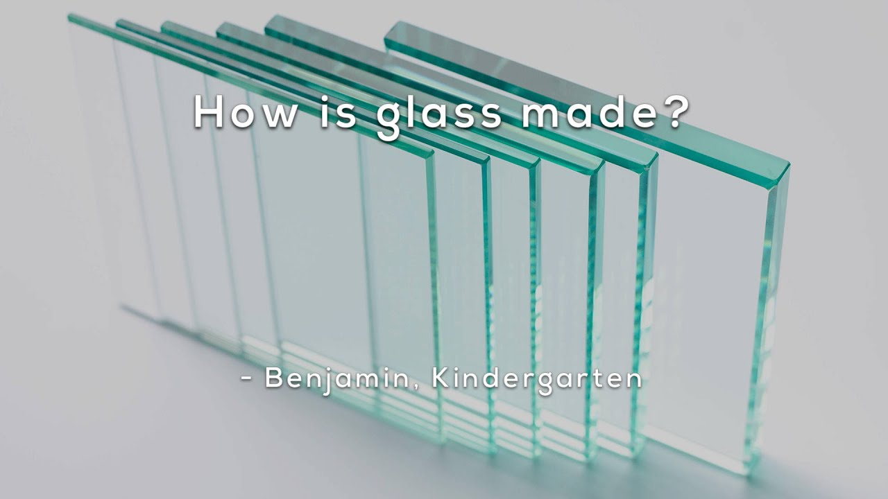 Video of How Glass is Made