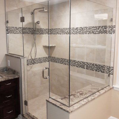 European Shower Enclosure