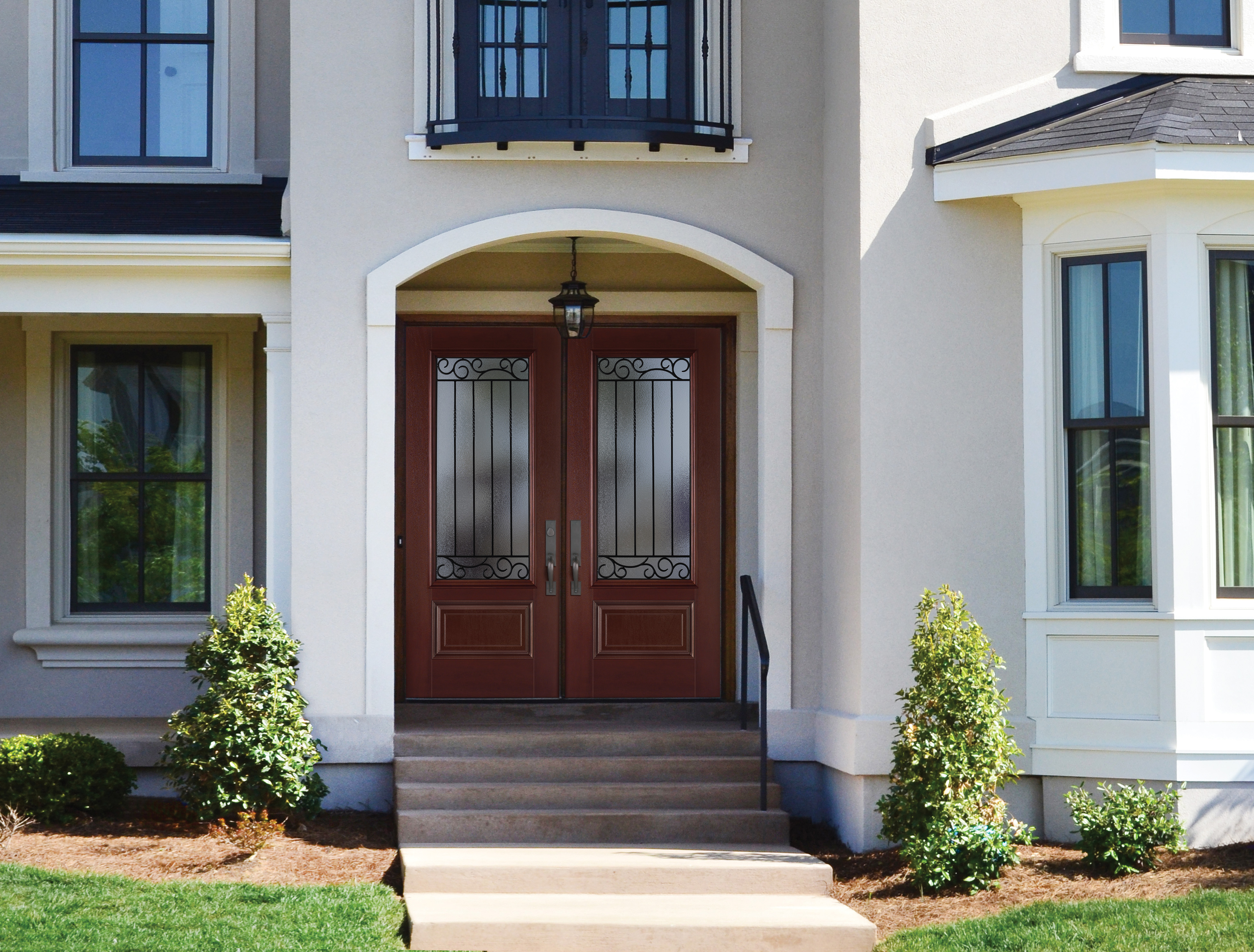 Fiberglass Exterior Doors: Fiberglass Entry Doors